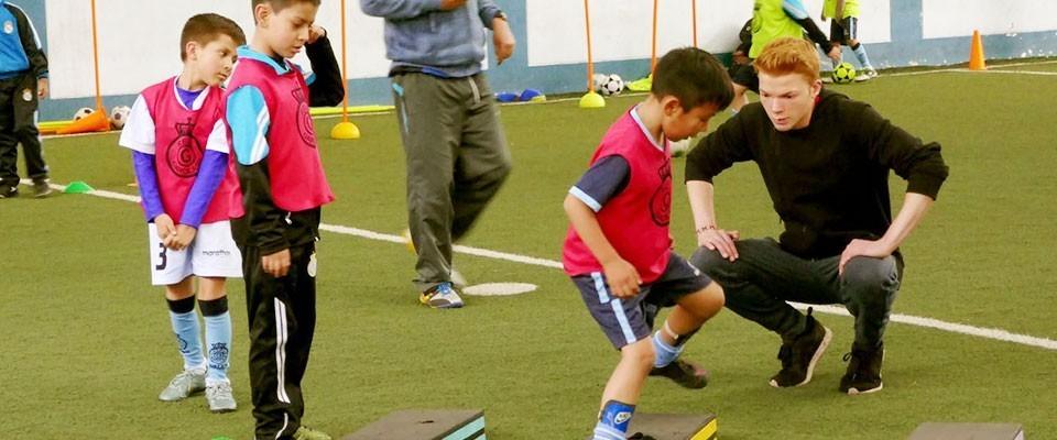 Vrijwilligerswerk Peru sport voetbal