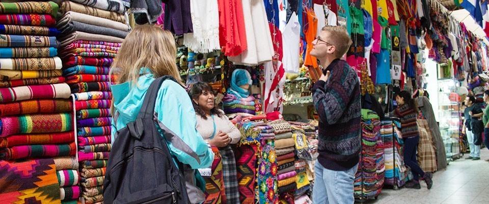 Vrijwilligerswerk Peru spaans leren