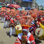 carnival in Puno